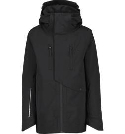 Everest J DEX SOFTSHEL JKT BLACK, Lasten takit, paidat ja muut yläosat