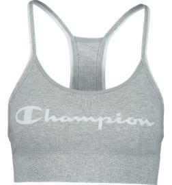 Champion W THE SEAMLESS FASHION BRA LT GREY HEATHER