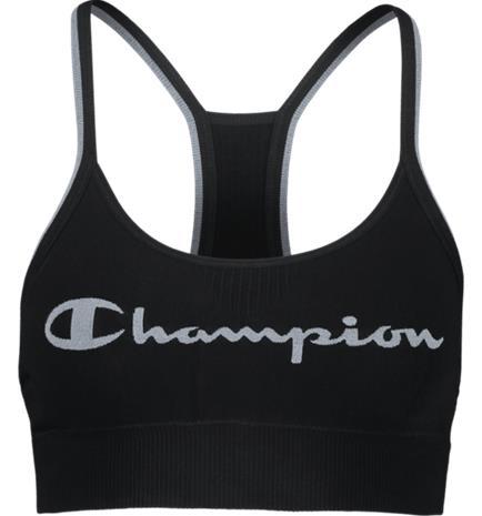 Champion W THE SEAMLESS FASHION BRA BLACK