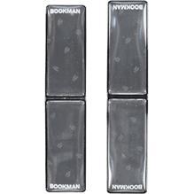 Bookman CLIP-ON REFLECTORS BLACK