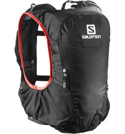 Salomon SKIN PRO 10 SET BLACK/EBONY