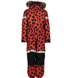 Everest K EDA OVERALL RED/PRINTED
