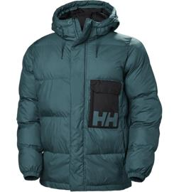 Helly Hansen M P&C PUFFER JACKET WASHED TEAL
