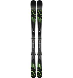 K2 IKONIC 80TI BLACK/GREEN