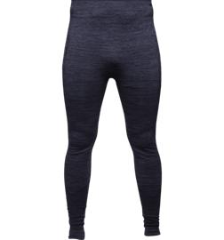 Everest M SEAMLESS UW PANT GREY/BLACK
