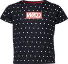 Warp J LOGO TEE BLACK DOT