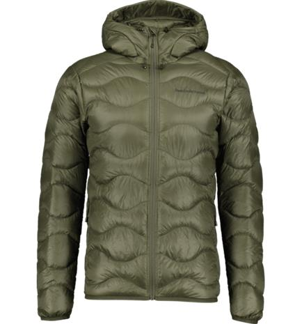 Peak Performance M HELIUM HOOD JACKET FOREST NIGHT