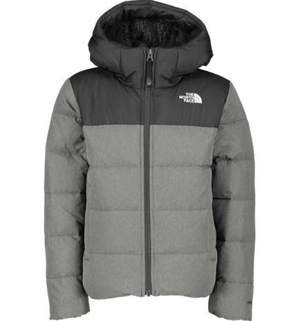 The North Face Moondoggy 2.0 down hoodie Jr Untuvatakki