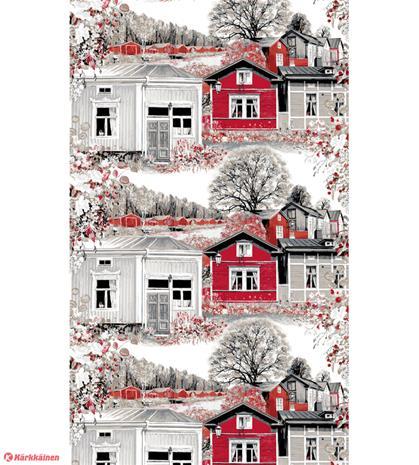 Vallila Kokkola 150 cm kangas