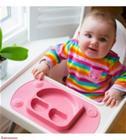 Mini Easytots pinkki ruokailualusta