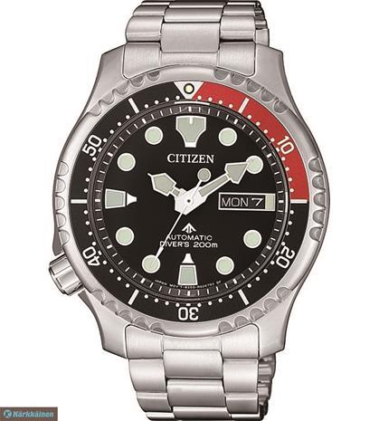 Citizen Promaster Automatic Diver's NY0085-86E