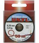 Unyl Winter Line punainen pilkkisiima, Siimat