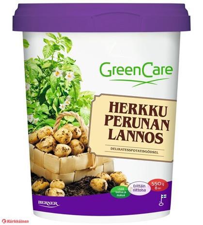 Greencare 550g herkkuperunalannos