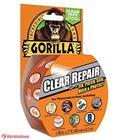Gorilla Tape Clear Repair 8,2m x 48mm kirkas korjausteippi