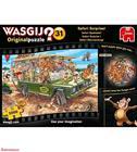 Jumbo Wasgij Original 31 Yllätys safarilla 1000p palapeli