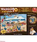 Jumbo Wasgij Retro Original 2 Hauskaa lomaa 1000p palapeli