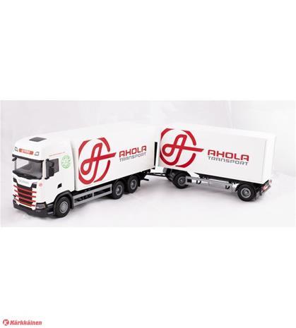 Emek Scania CS Ahola Transport jakelurekka
