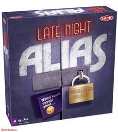 Late Night Alias (Suomi) LAUTA