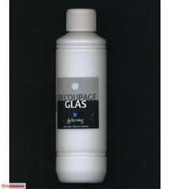 Decoupage-lakka 250ml lasipinnoille