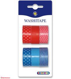 Playbox punaiset ja siniset washiteipit