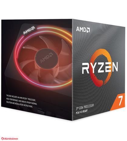 AMD Ryzen 7 3700X, prosessori