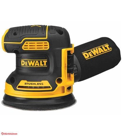 DeWalt DCW210N 18V XR, epäkeskohiomakone (ilman akkua ja laturia)
