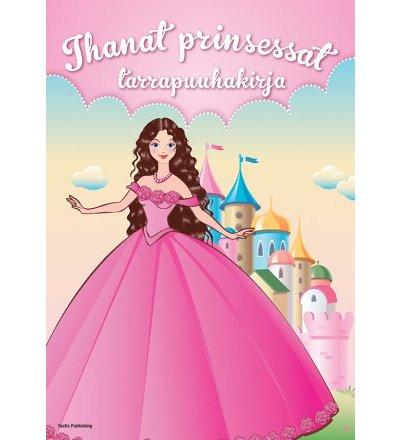 Ihanat prinsessat tarrapuuhakirja