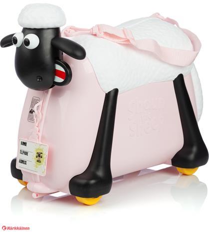 Late Lammas lasten matkalaukku