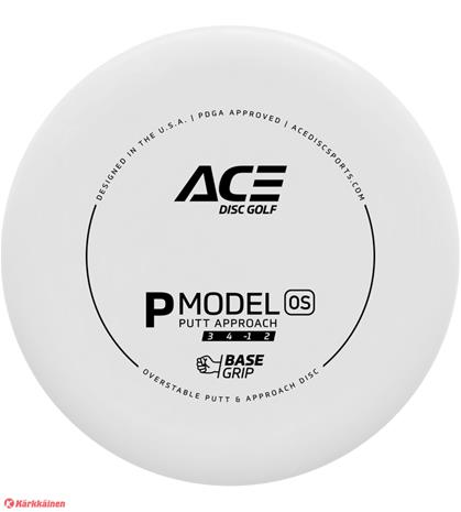 ACE Disc Sports Dura Grip Putter Model OS