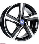 V-Wheels Tornado Black Polished 8x18 Jako:5x108 ET:42 vanne