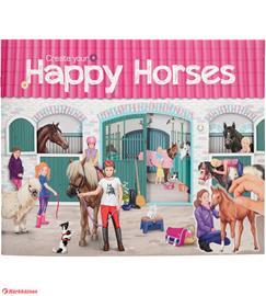 Create your Happy Horses Tarrakirja