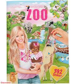 Create your zoo tarrakirja
