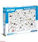 Clementoni 1000 palaa Moomin Impossible palapeli