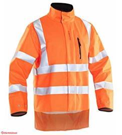 Grundens 304FL oranssi sadetakki
