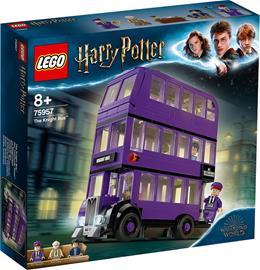 Lego Harry Potter 75957, Poimittaislinjan bussi (The Knight Bus)