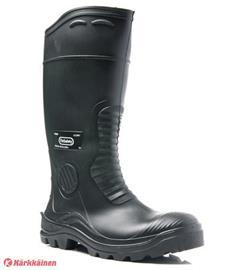 Fin Safety musta S5 turvakumisaappaat