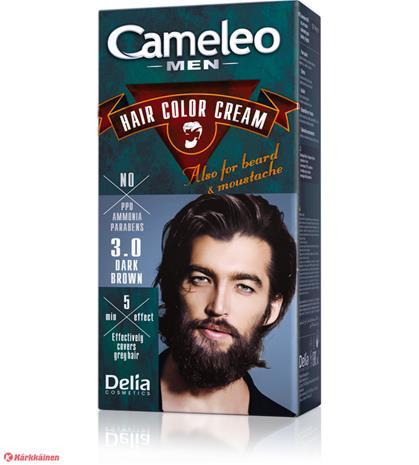 Cameleo Men 3.0 Dark Brown hiusväri