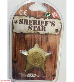 Edison Giocattoli Sheriffin merkki