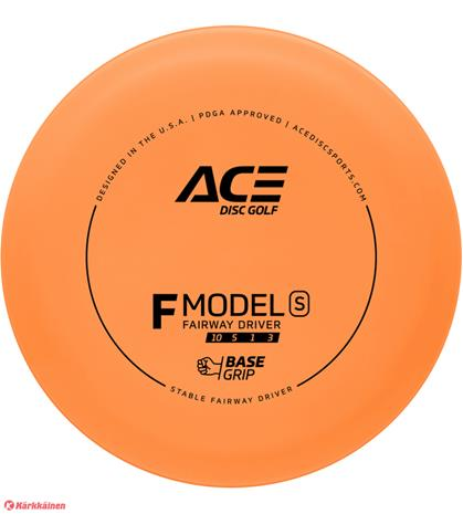 ACE Disc Sports Dura Grip Fairway Model S