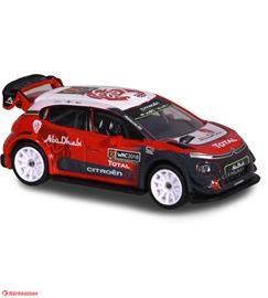 Majorette WRC ralliauto