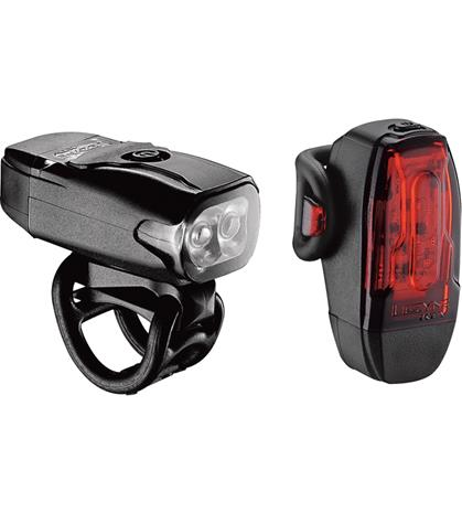 Lezyne KTV Drive 180+10 ladattavat polkupyörän LED-valot