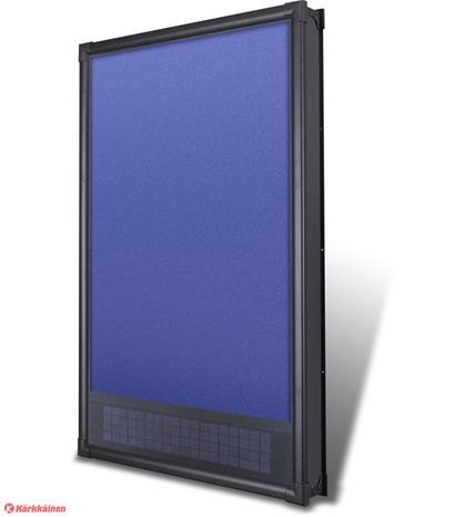 Sunwind AirPlus 100, aurinkoilmalämmitin