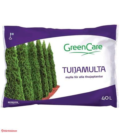 Greencare 40l tuijamulta
