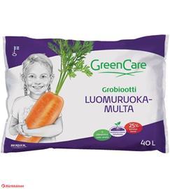 Greencare 40l luomuruokamulta