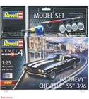 Revell 67662 Model Set 1968 Chevy Chevelle pienoismalli