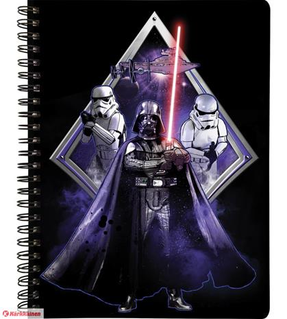 Star Wars A5 Kierrevihko