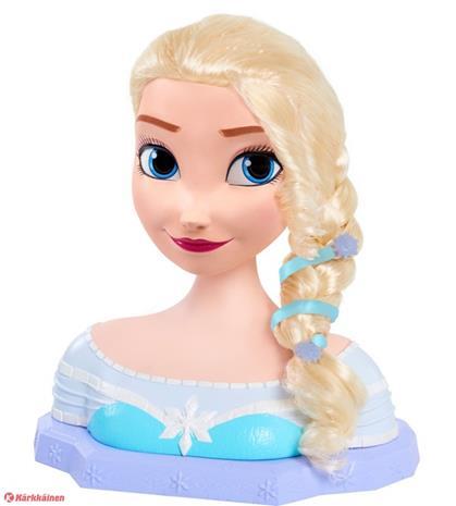 Disneyhead Disney Deluxe Elsa Styling Head