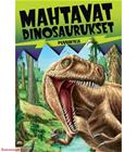 Dinosauruksia puuhakirja
