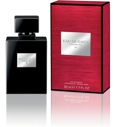 Lady Gaga Eau De Gaga Eau de Parfum naisten parfyymi