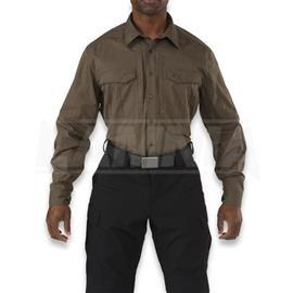 5.11 Tactical Stryke Long Sleeve Shirt XL, tundra